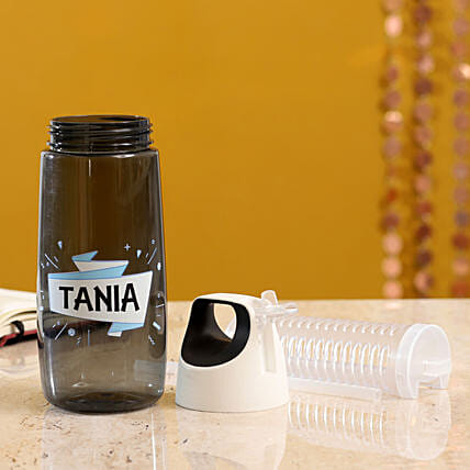 personalised fruit infuser bottle online