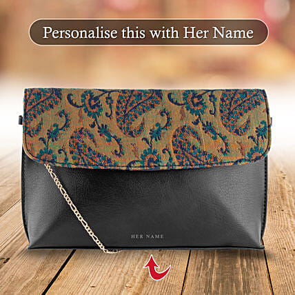 Personalised Gorgeous Sling Bag