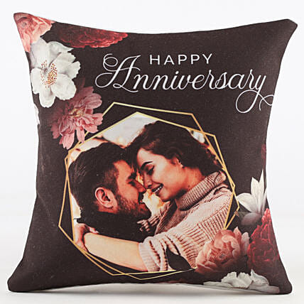 Anniversary Cushion for Couples