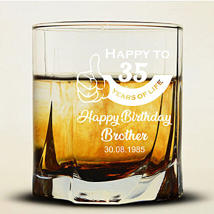 whiskey glass set of 2 for birthday online