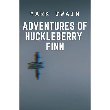 Huckleberry Finn E Book For Birthday