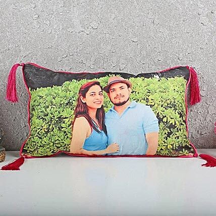 Personalised Cushion for Couples
