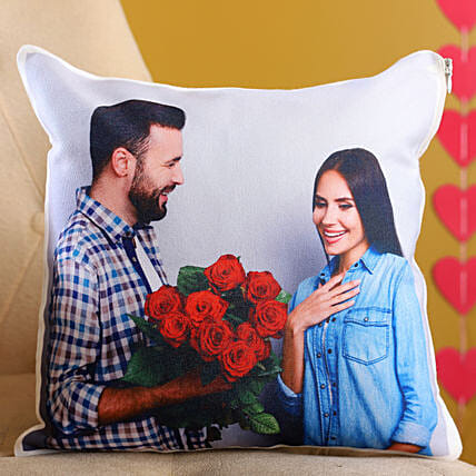 Double Side Customized Love Cushion