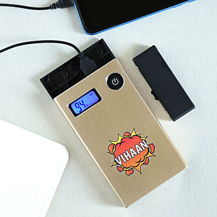 personalised power bank online:Personalised Power banks