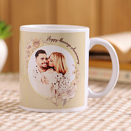 anniversary mug for couple online