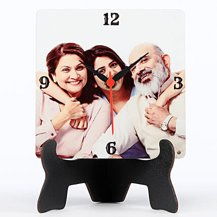 Customize Table Clock