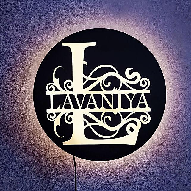 personalised lamp online