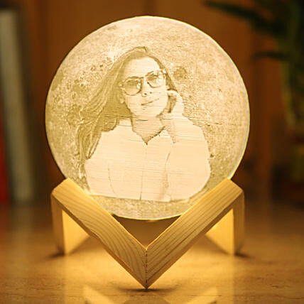 unique photo moon light lamp online:Premium Gifts