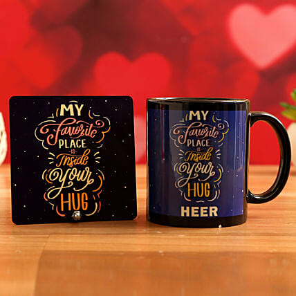 Customised Name Pretty Mug and Table Top:Table tops Gifts