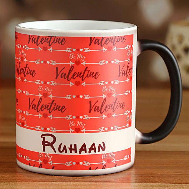 online vday personalised magic mug