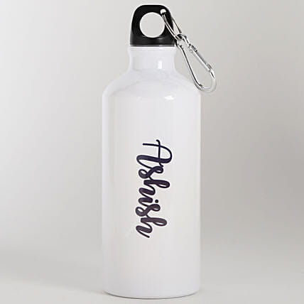 Personalised Name  Bottle Online:Farewell Gifts