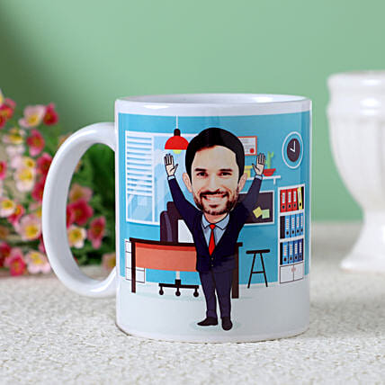 online funny photo printed mug online:Brothers Day Gifts