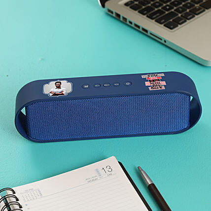 personalised wireless speaker