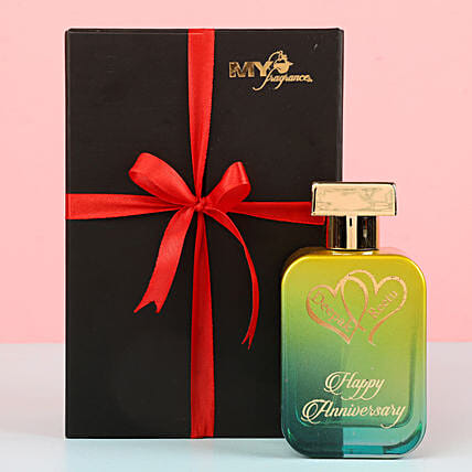 online printed perfume bottle for bday:Personalised Perfumes