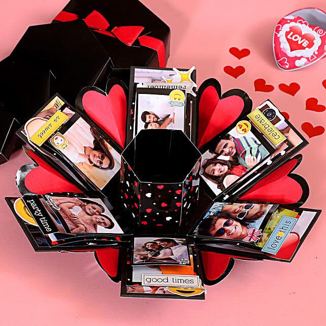 heartagon explosion box online:Explosion Box