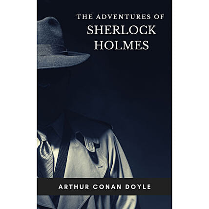 Sherlock Holmes  E Book Card:Personalised E Books