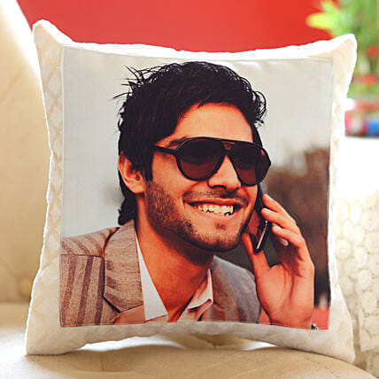 Customized Photo Cushion for Him
