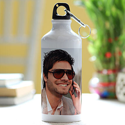 Online Personalised Bottle For Him