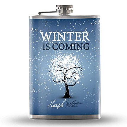 Hip Flask For GOT Lover:Bar Accessories