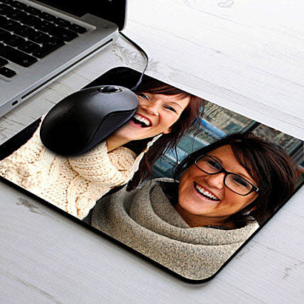 Photo Mouse Pad-Personalize Mouse Pad:18th Birthday Gifts