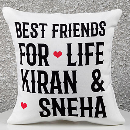 cushion for friendship day:Friendship Day Gifts Chennai
