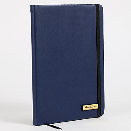 Buy Blue Custom Diary:Farewell Gifts