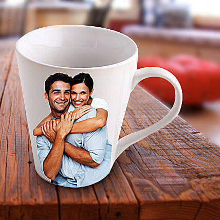 Personalized Photo Mug-Ceramic personalize mug:Personalized Anniversary Mugs