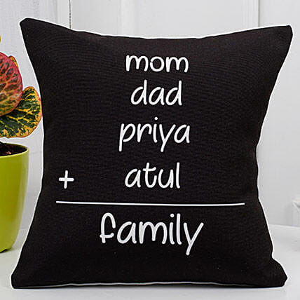 Message Cushion:Send Gifts for Family