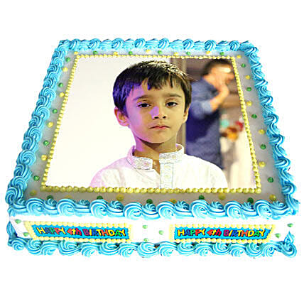 Personalized Love For Cake 1kg Vanilla Eggless