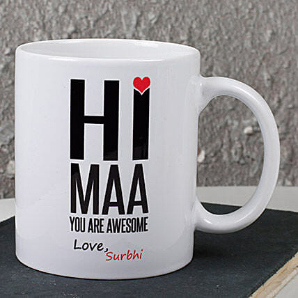 Lovely mug for mom