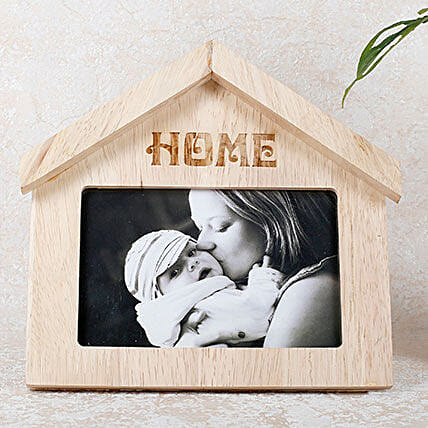 Hut shape Photo Frame