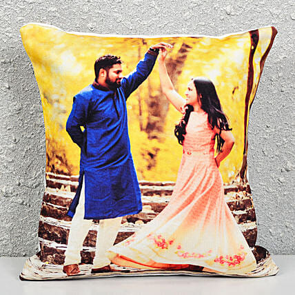 Personalized Picture Cushion:Send Personalised Gifts to Panvel