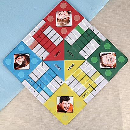 Personalised Ludo Game:Personalised Toy-n-games