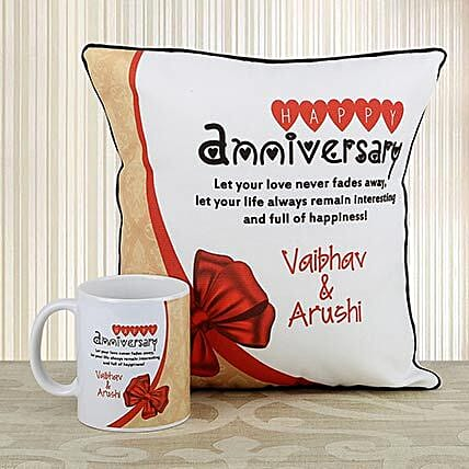 Personalized Anniversary Gifts
