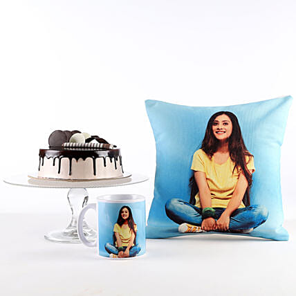 Online Combo for her:Customised Gifts In Hyderabad