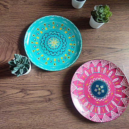 Set of 2 Wall Plates Online