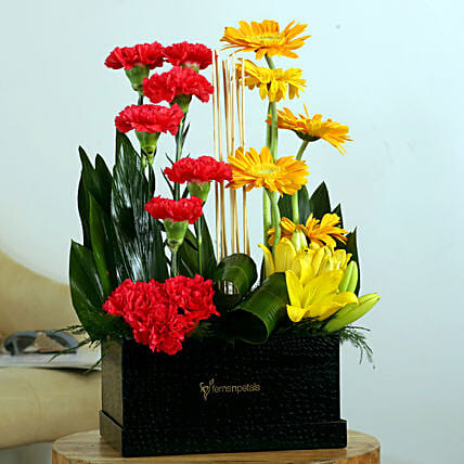 Online  Flowers Arrangement
