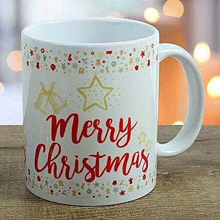 Merry Christmas Printed Mug