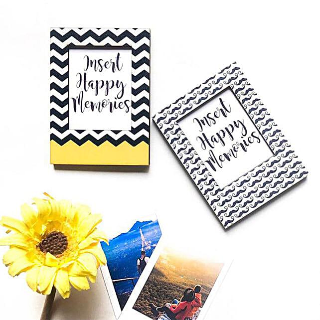 Quirky Polaroid Magnet Set