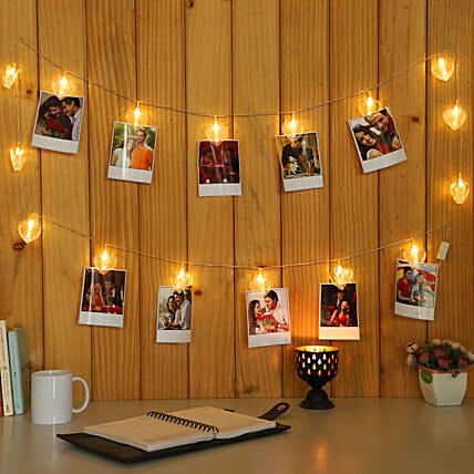 Online Printed Photos and LED Light