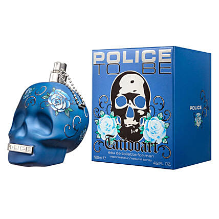 Online Police Perfume for Wify
