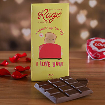 theme chocolate for valentines day