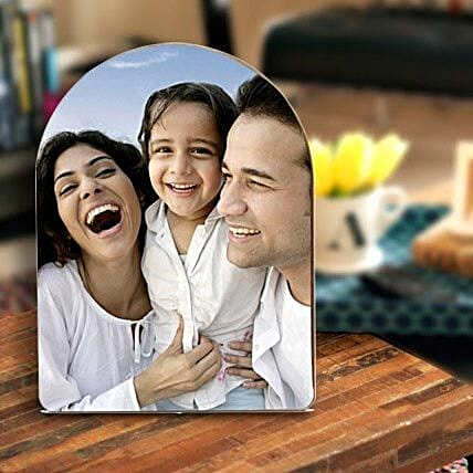 Precious Memory Personalize Plaque-photo frame 146x195 mm:Table tops Gifts