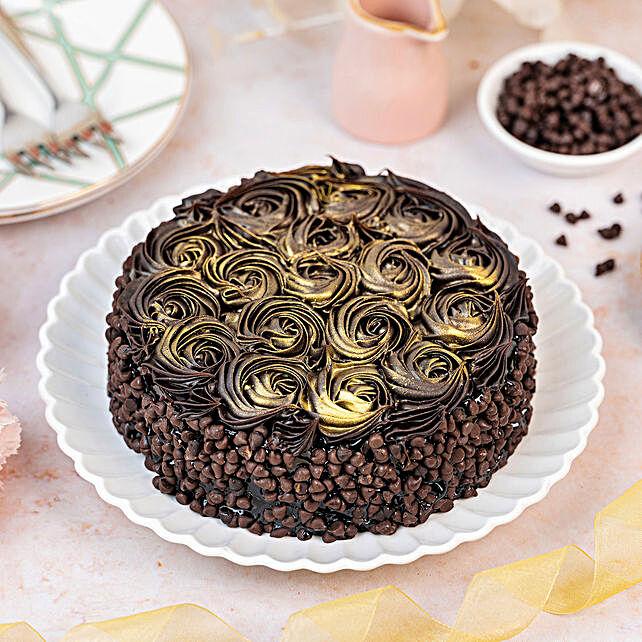 Premium Truffle Designer Cake