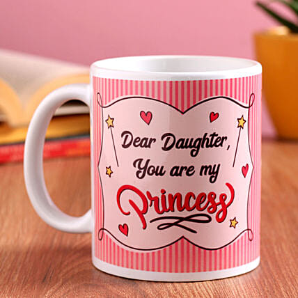 mug for daughter day online:Gifts for Daughters Day