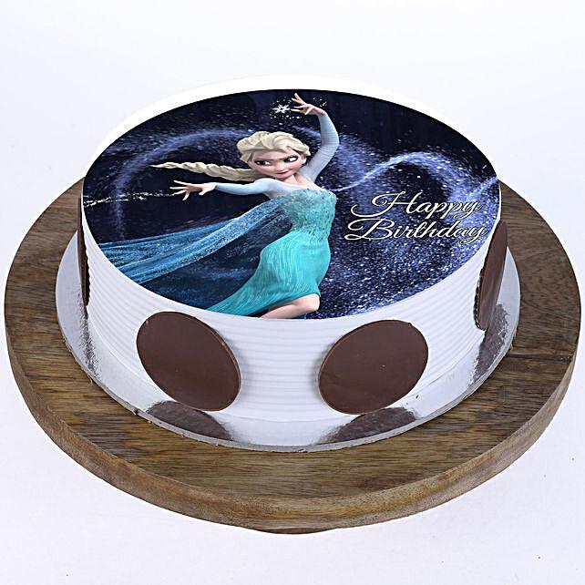 Princess Photo Cake Online