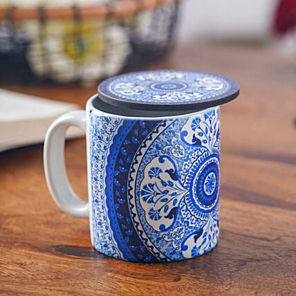 Expresso Mug With Coaster Online:Handmade Gifts