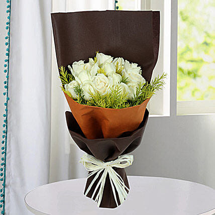 White Flowers Online Bouquets