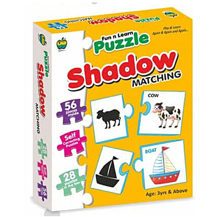 Puzzle Senior Shadow Online