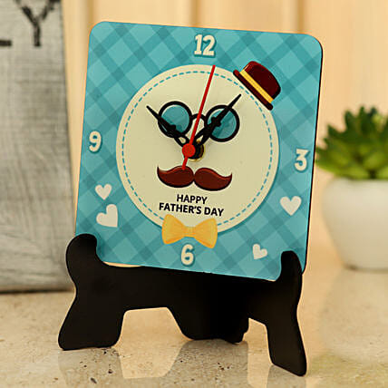 table clock for fathers day